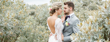 Casando ao ar livre